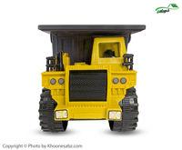 ماشین کمپرس تیتان-رنگ زرد
