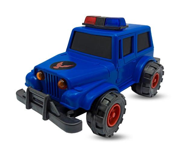 ماشین جیپ آهو