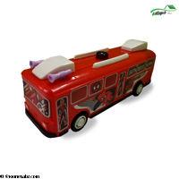 ماشین اتوبوس سلفونی
