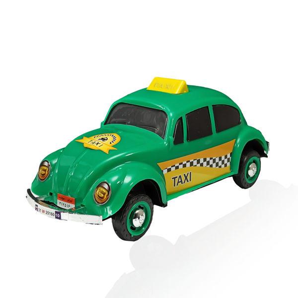 ماشین فولکس تاکسی