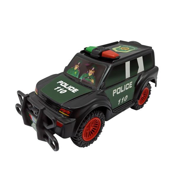 ماشین بنز پلیس ویژه