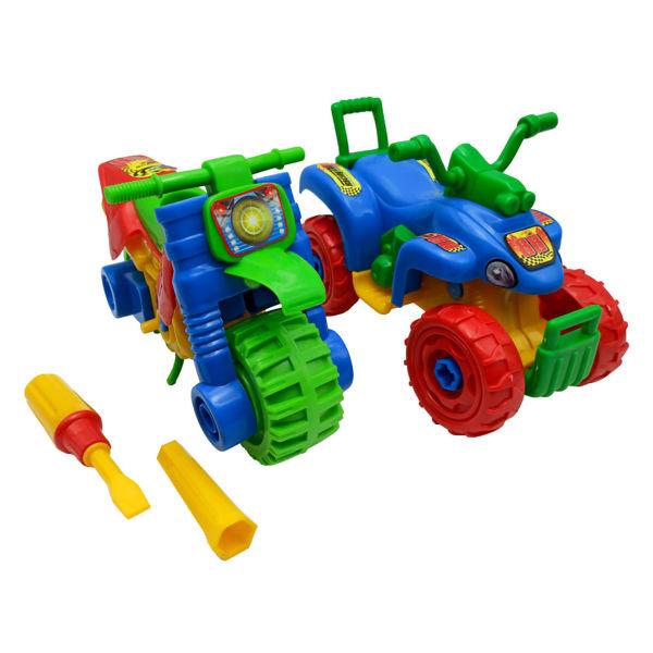 موتور جفتی وکیوم
