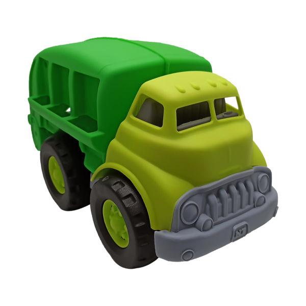 ماشین کامیون حمل زباله نیکو