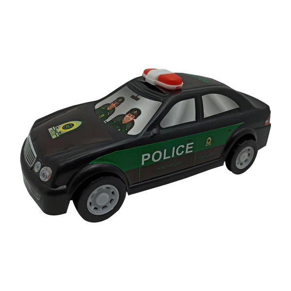 ماشین پلیس الگانس