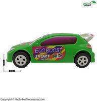 ماشین پژو 206 رنگی