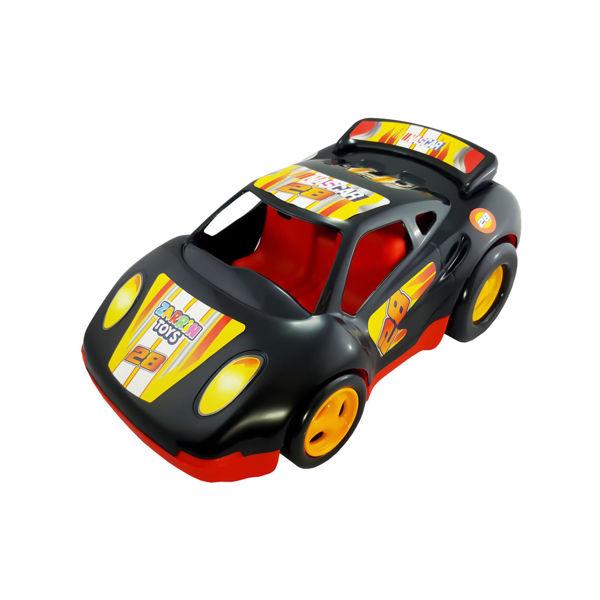 ماشین مسابقه ای پلیس زرین 911