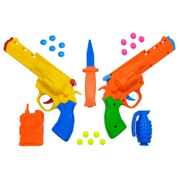 تفنگ هفت تیرکیوکیو