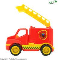 ماشین مینی آتش نشان
