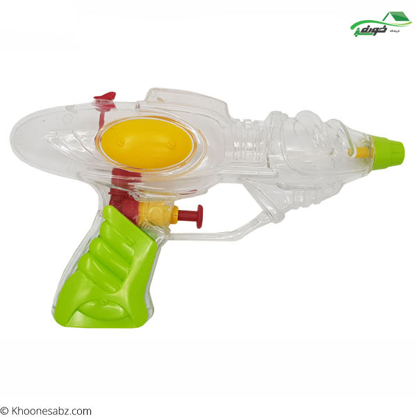 تصویر تفنگ آبپاش سرنگی