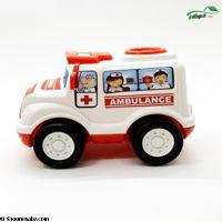 تصویر ماشین آمبولانس حراجی