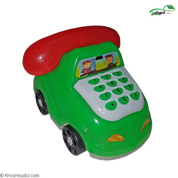 تصویر ماشین تلفنی