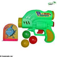 تصویر تفنگ تپلی زیبا