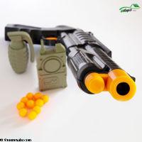 تصویر تفنگ تپانچه گانگسترک54