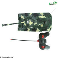 تصویر تانک ارتشی کنترلی -8