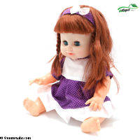 تصویر عروسک با لوازم0688