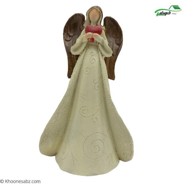 تصویر مجسمه فرشته پلی استرمتوسط